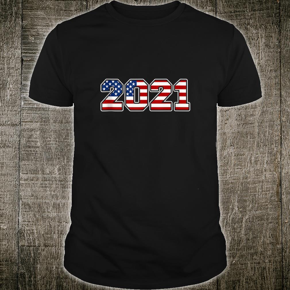 2021 US flag Shirt