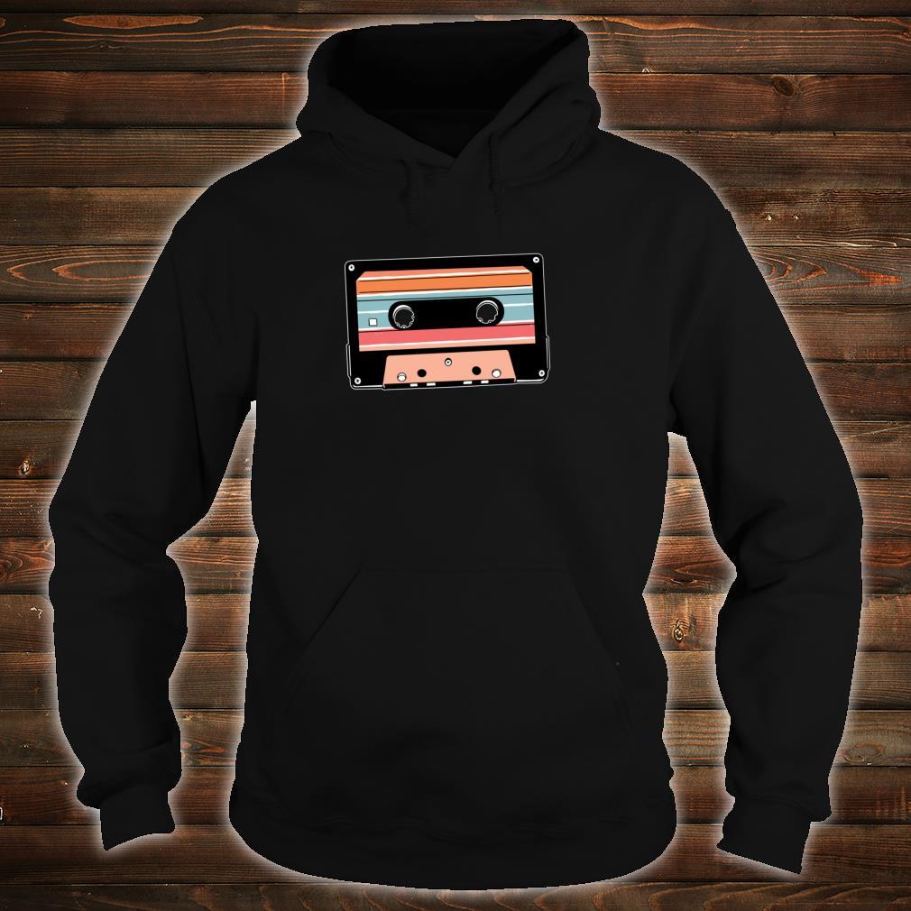 90er Jahre 90s Neunziger Kassette Kassettenrecorder Geschenk Shirt hoodie