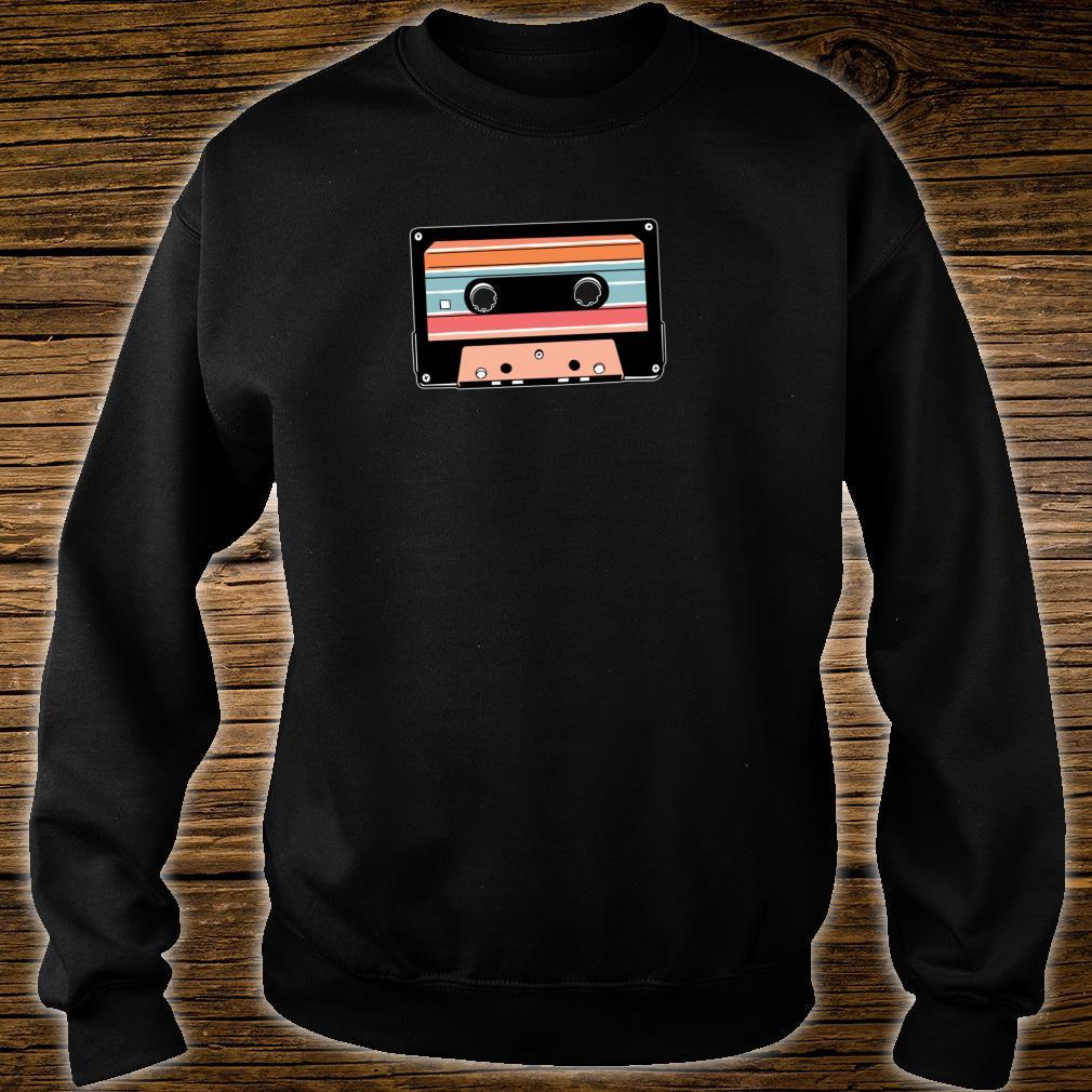 90er Jahre 90s Neunziger Kassette Kassettenrecorder Geschenk Shirt sweater