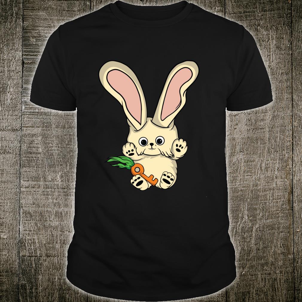 Adorable Big Ear Bunny Shirt