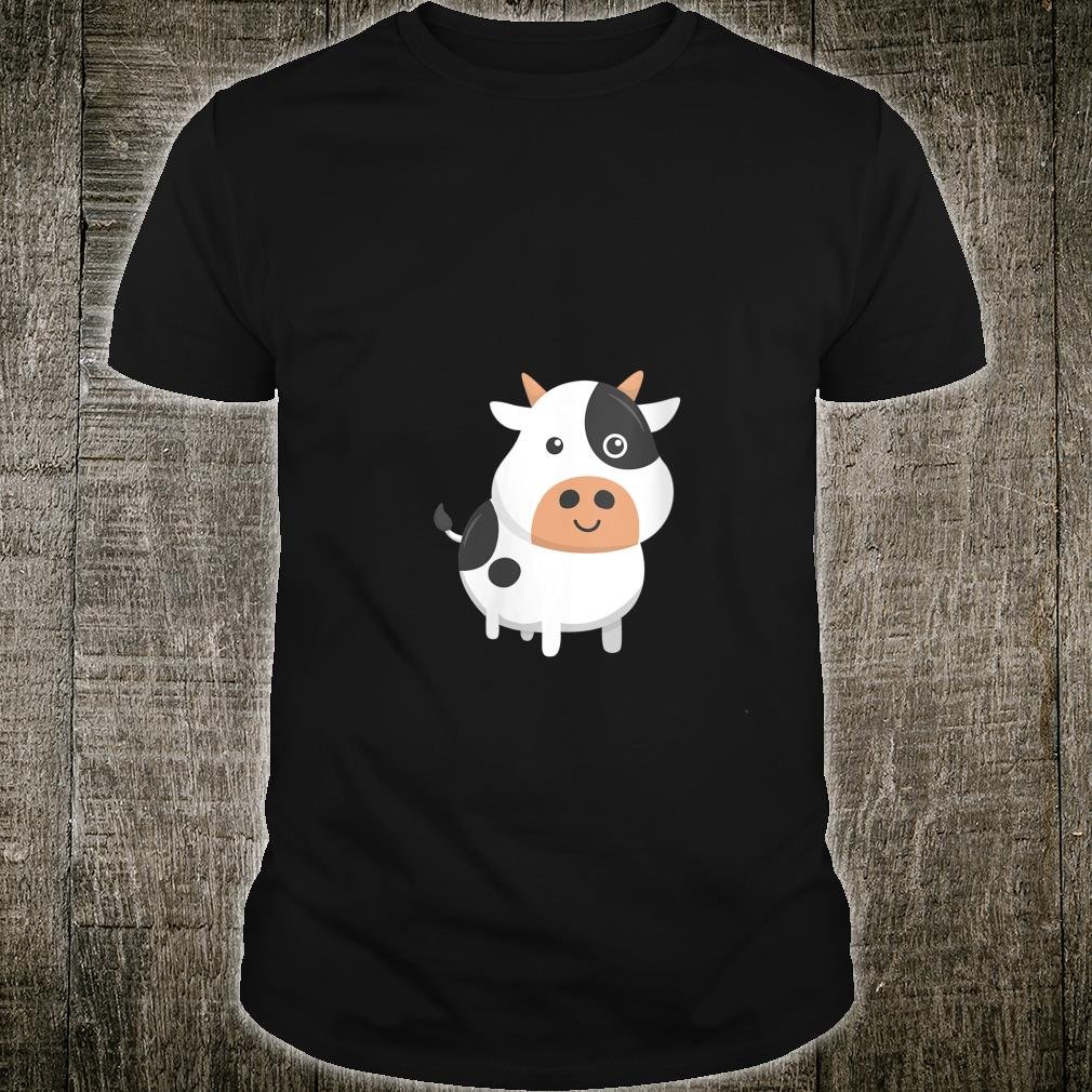 Adorable Cow & Cute Baby Calf Cows Shirt