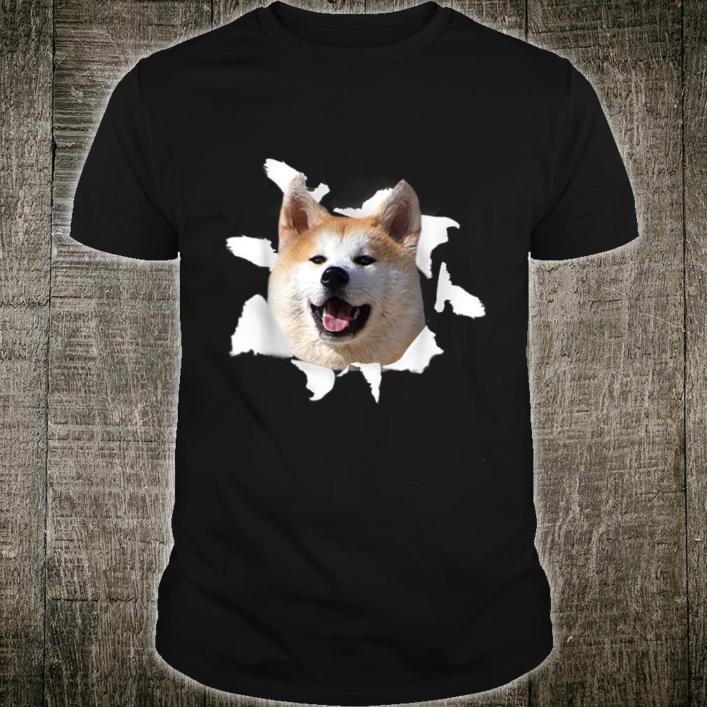 Akita Inu Shirt Akita Shirt