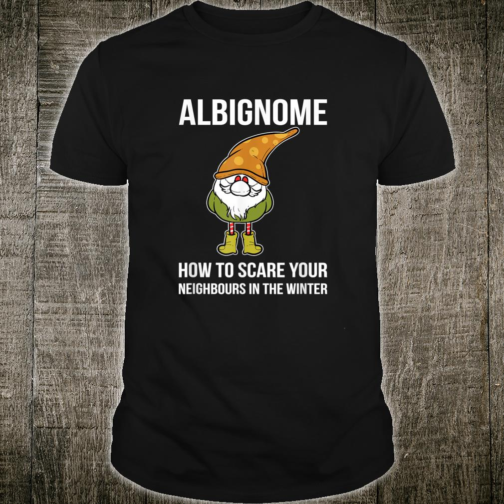 Albignome Gnome Owner Shirt