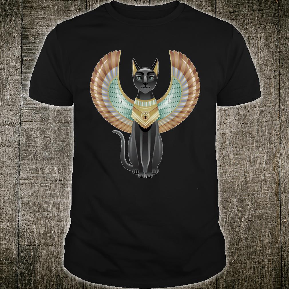Ancient Egyptian Goddess Bastet Bast Cat Shirt