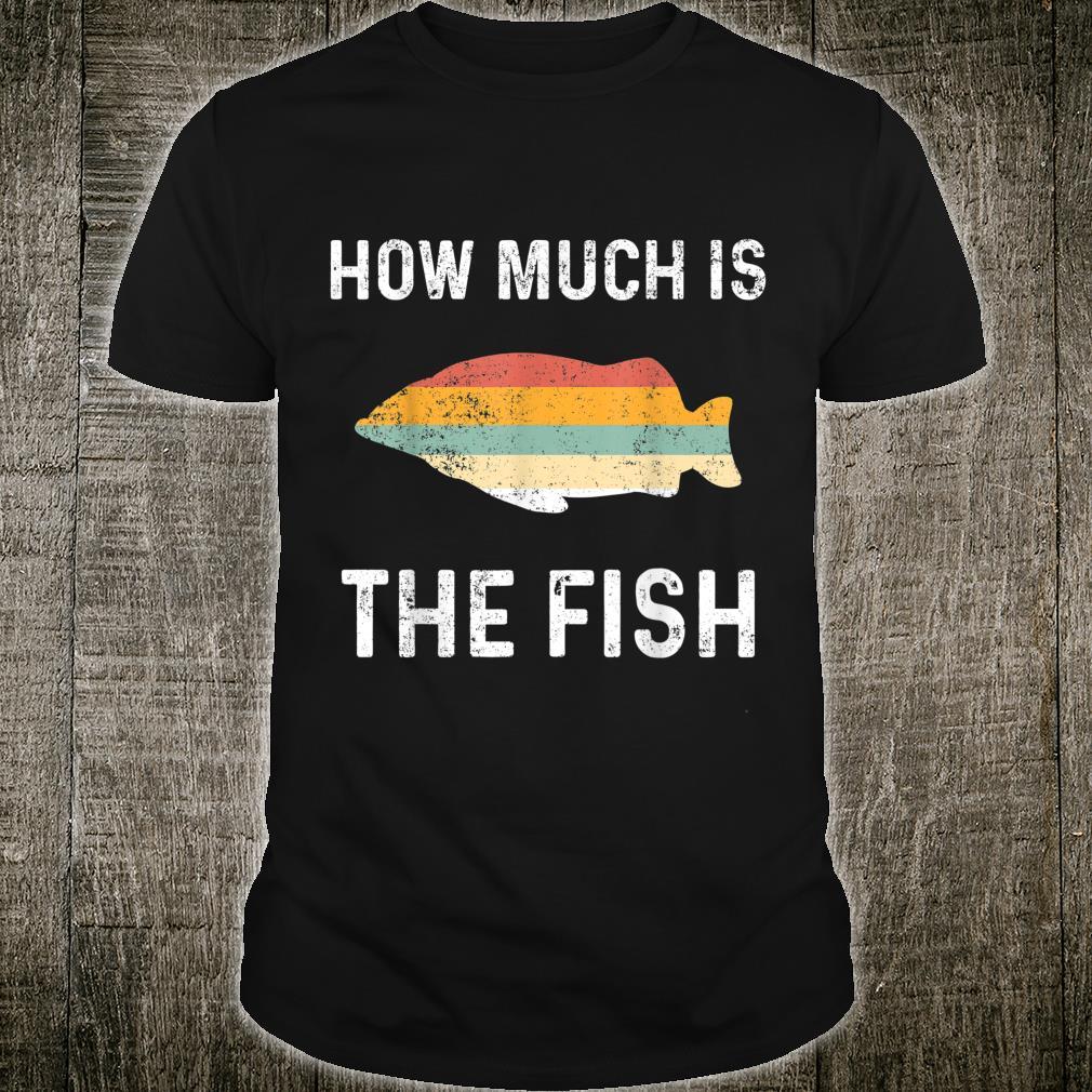 Angeln Angler Fischen Netz Fische Shirt