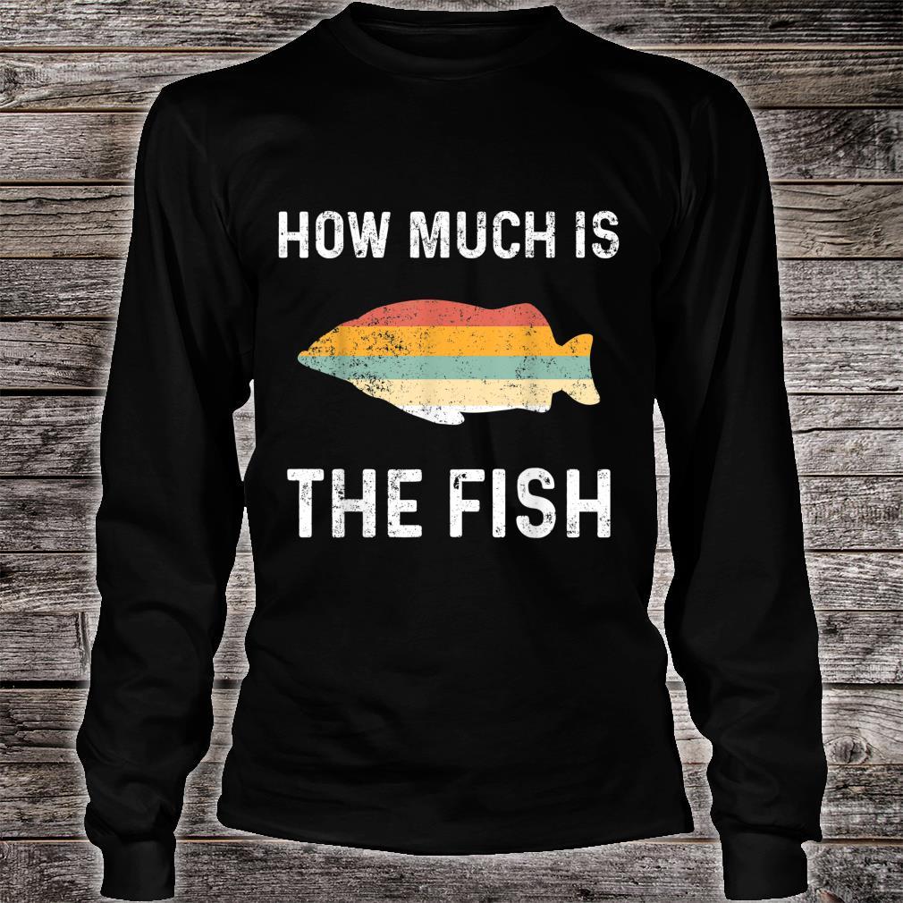 Angeln Angler Fischen Netz Fische Shirt long sleeved