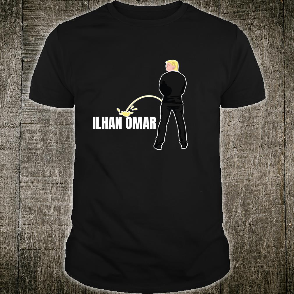 Anti Ilhan Omar Donald Trump Shirt
