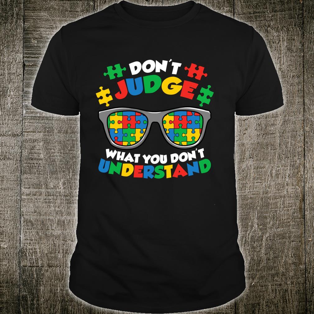 Autism Awareness Shirt For Autistic Awareness Shirt