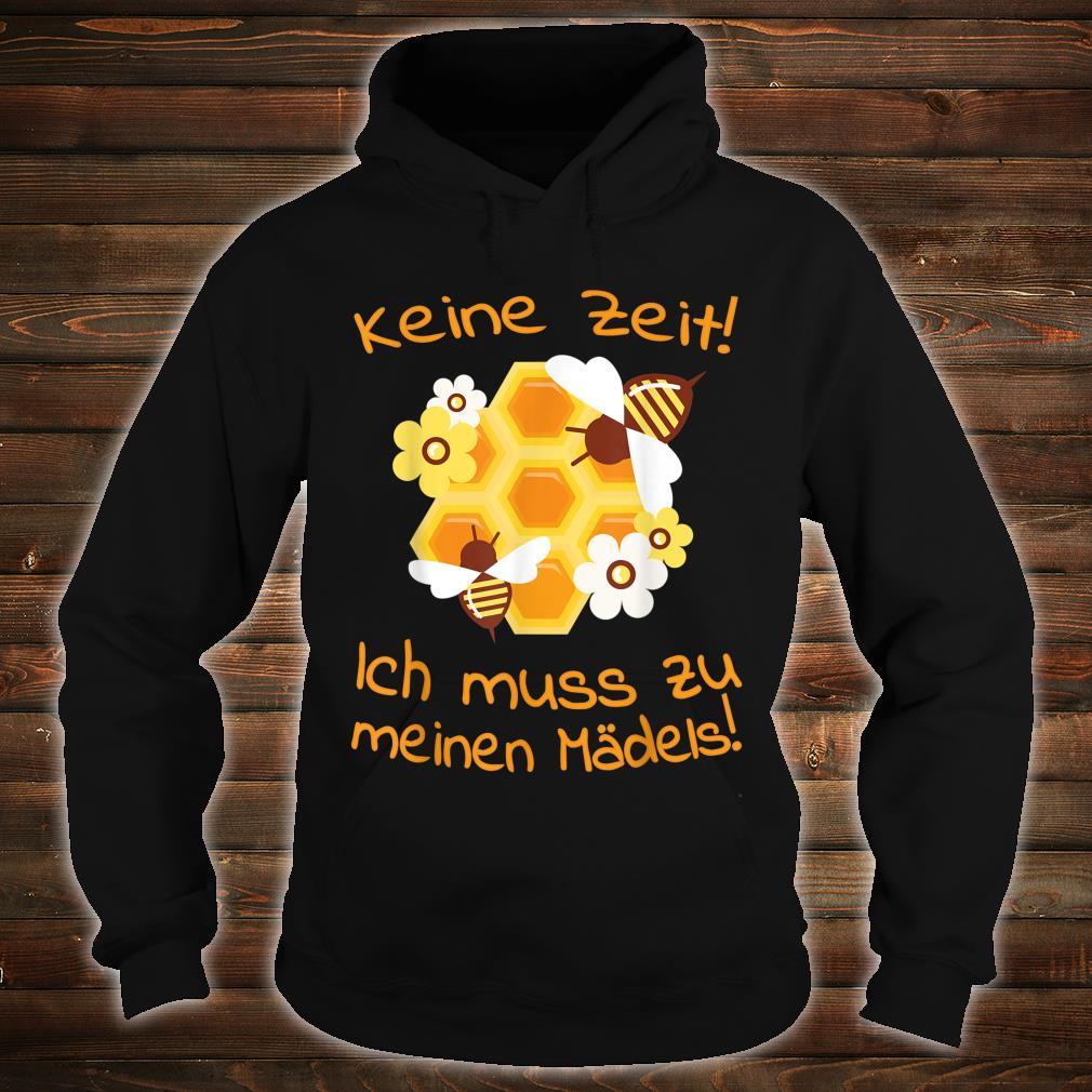 Beekeepers Bee Motif Honeycomb Flowers Shirt hoodie