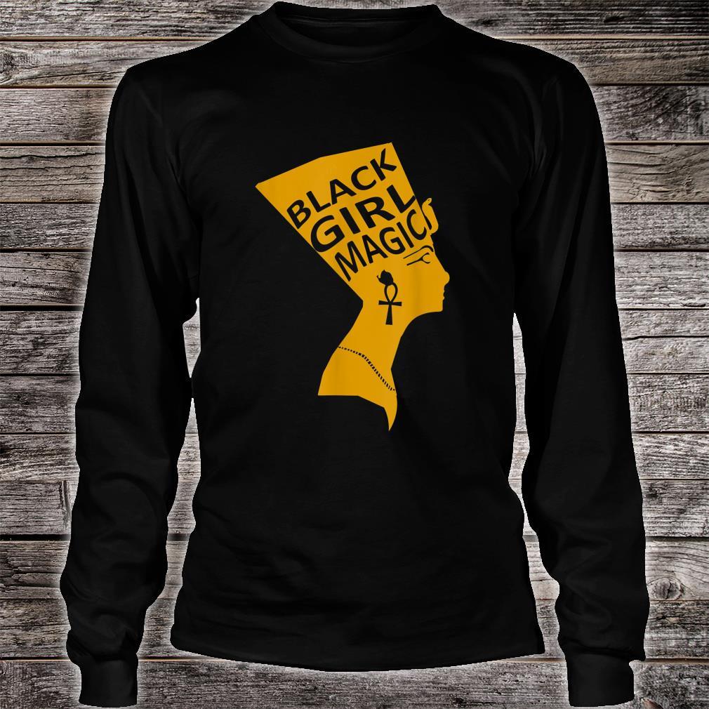 Black Girl Magic Shirt long sleeved