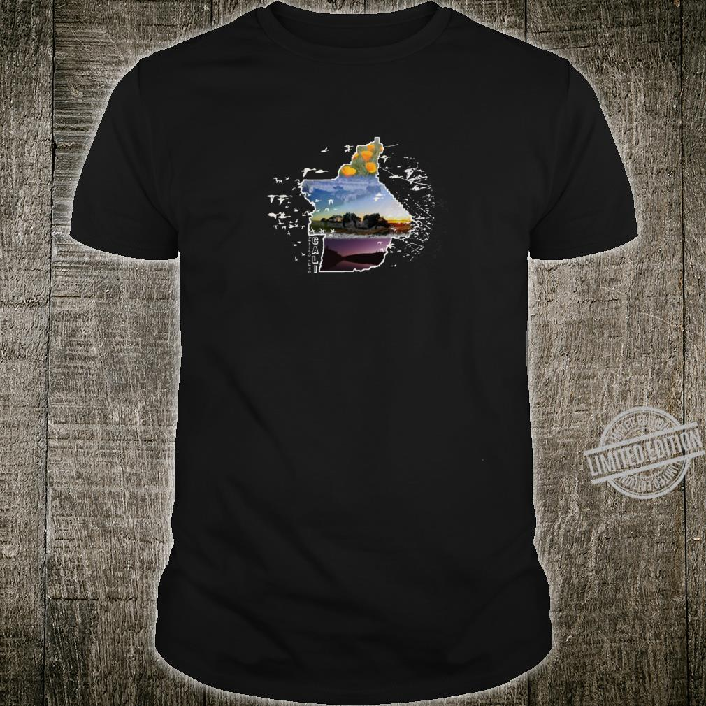 Butte County California Shirt