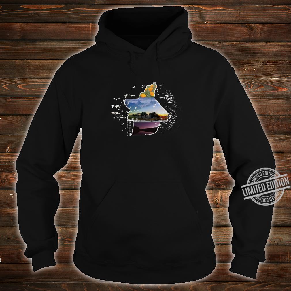 Butte County California Shirt hoodie