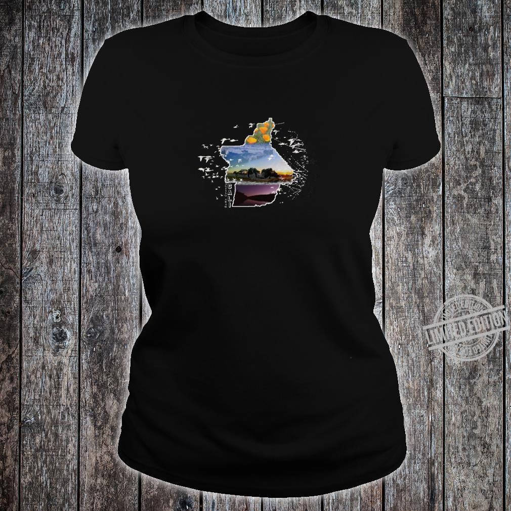 Butte County California Shirt ladies tee