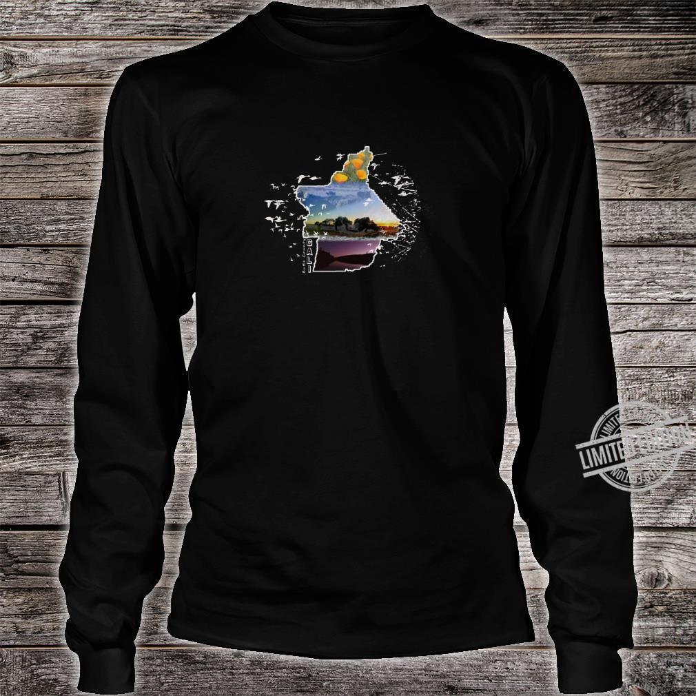 Butte County California Shirt long sleeved