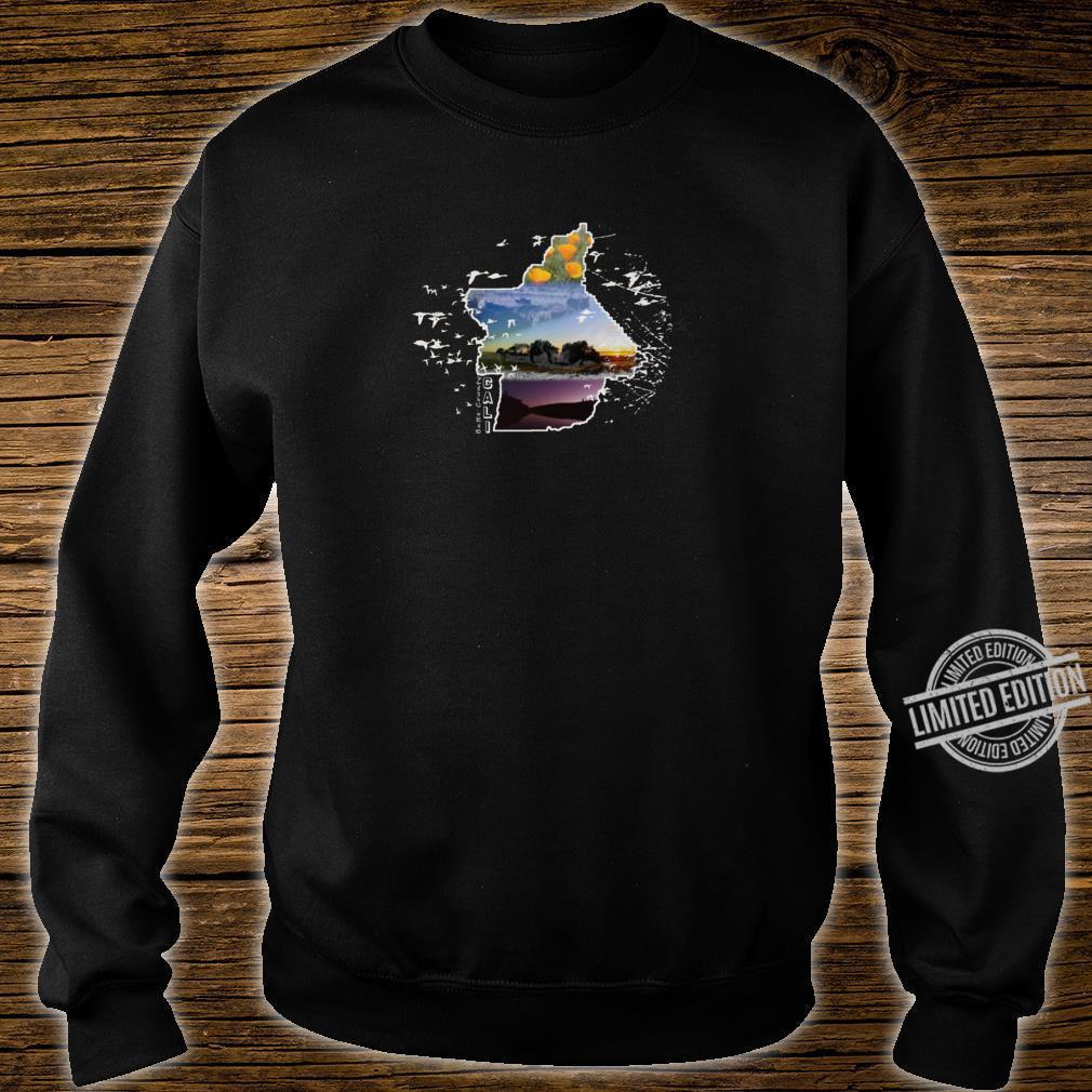Butte County California Shirt sweater