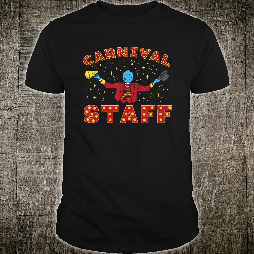 Carnival Staff Shirt