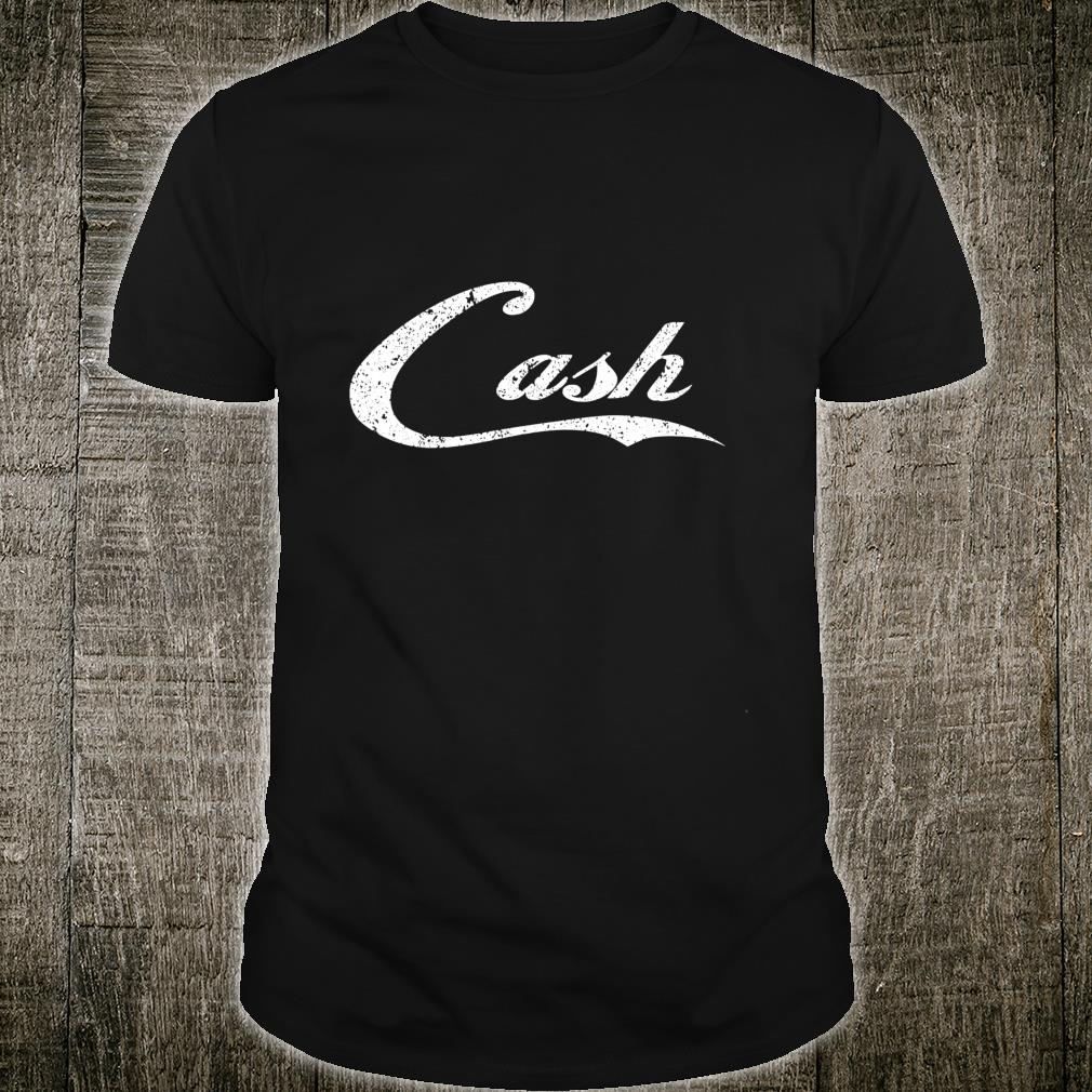 Cash Money distressed for the bar concert or street Shirt
