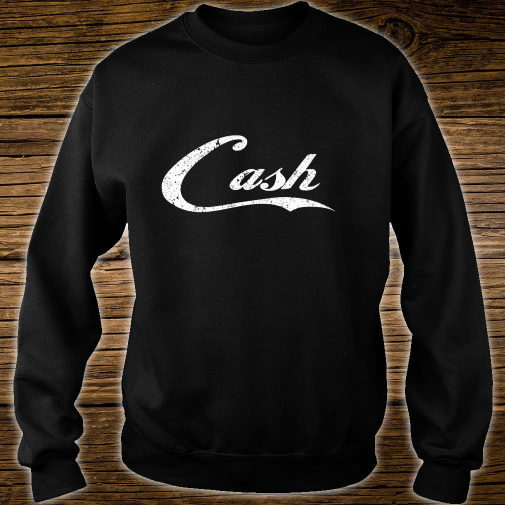 Cash Money distressed for the bar concert or street Shirt sweater