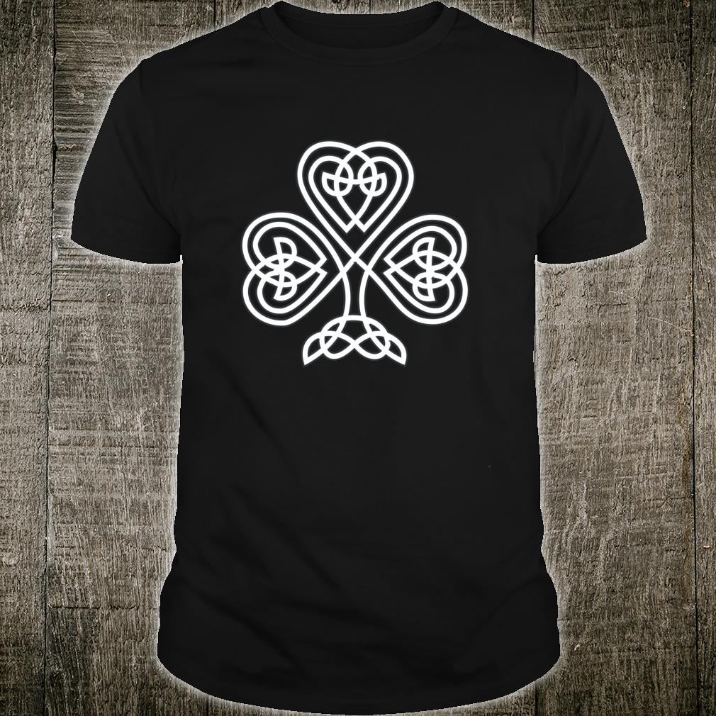 Celtic Clover Irish Heritage Ireland Reunion Shirt