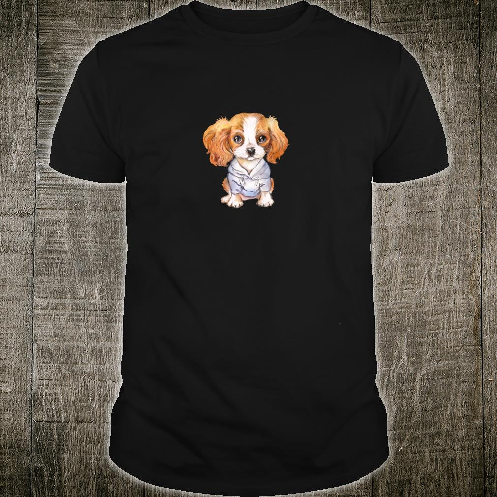 Charles Spaniel Dog Owner Mom Dad Shirt