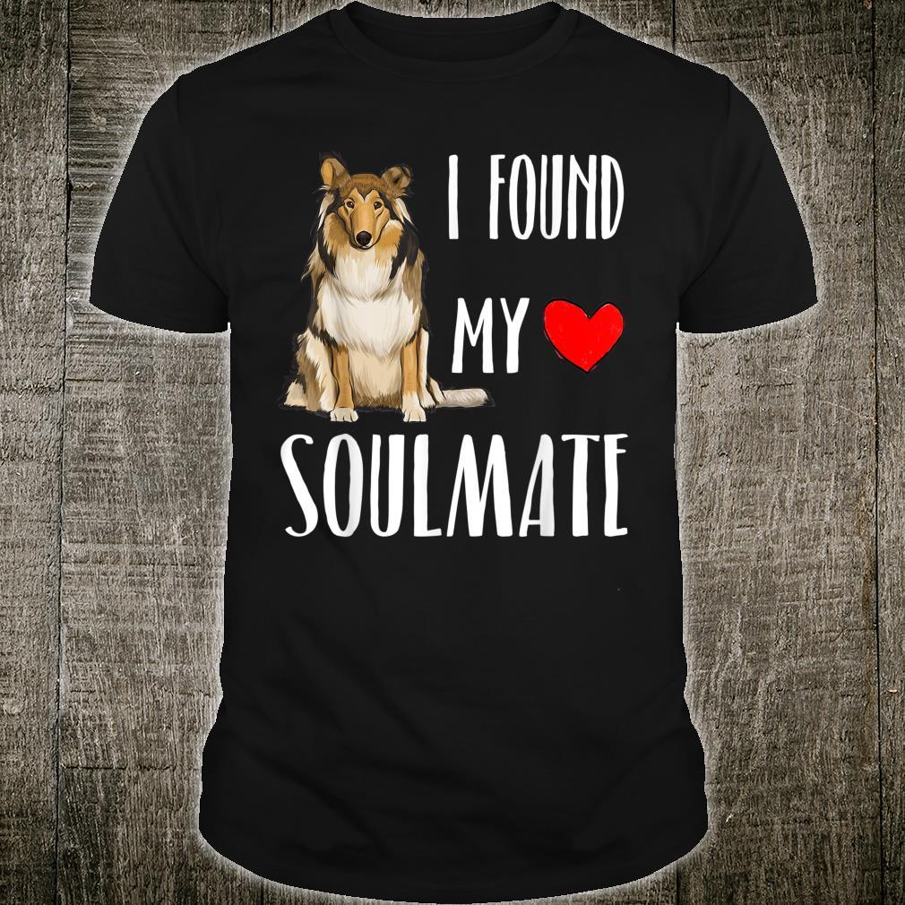 Collie Mein Seelenverwandter Shirt