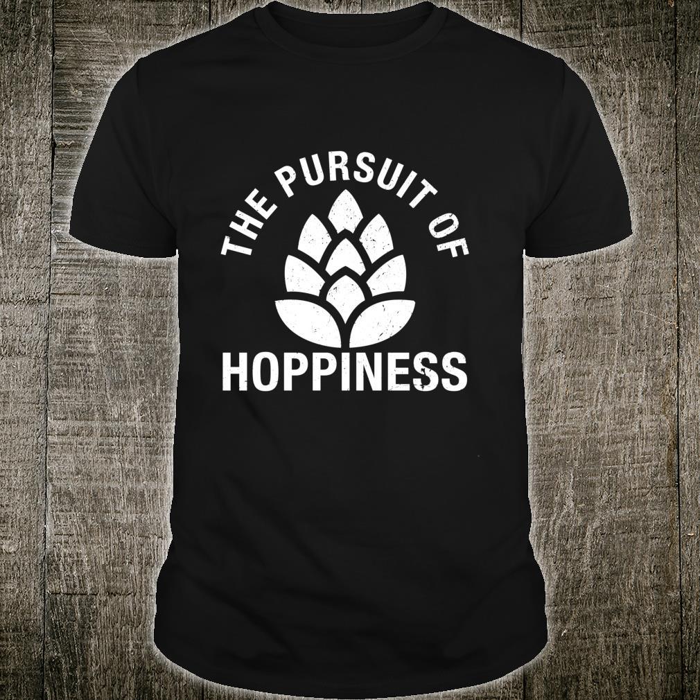 Craft Beer Bier Hopfen IPA Geschenk Lustig Shirt