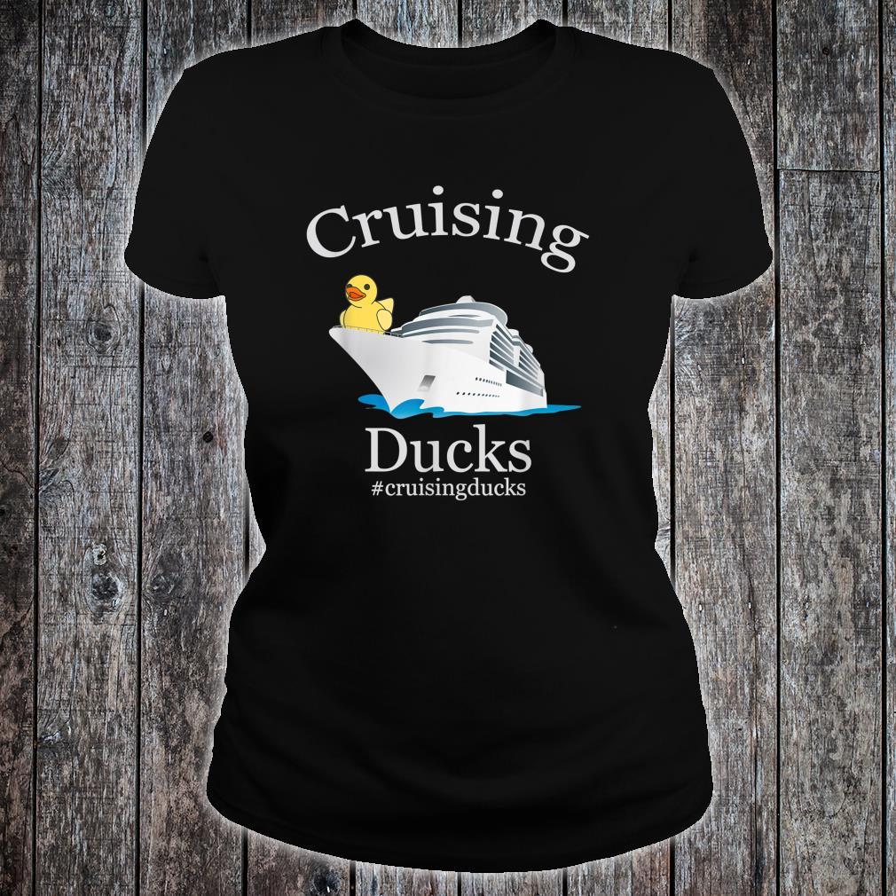 Cruising Ducks rubber duck #cruisingducks Shirt ladies tee