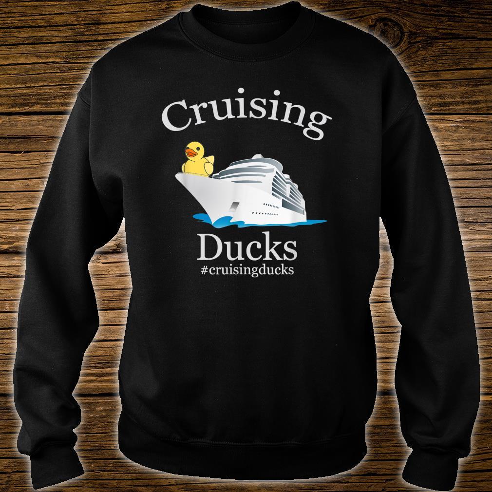 Cruising Ducks rubber duck #cruisingducks Shirt sweater