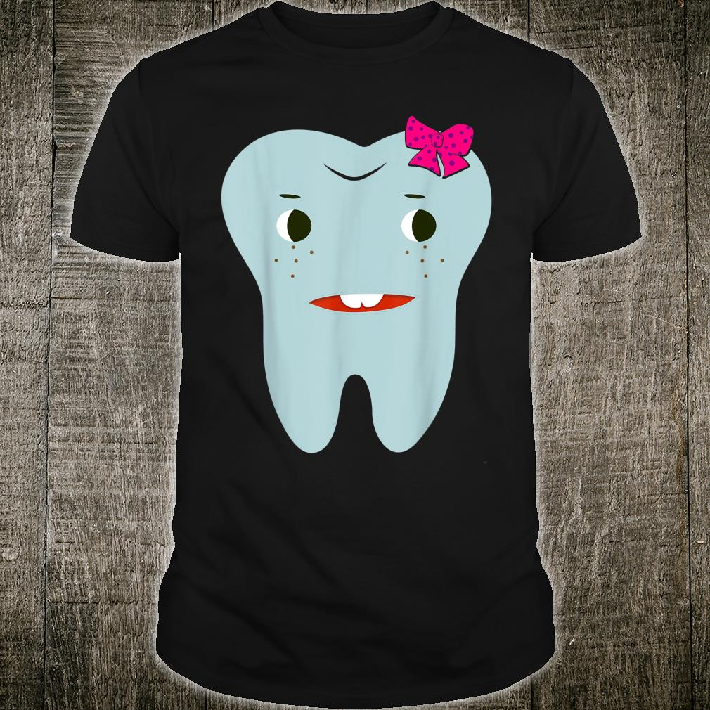 Cute Tooth Halloween Costume Idea Shirt