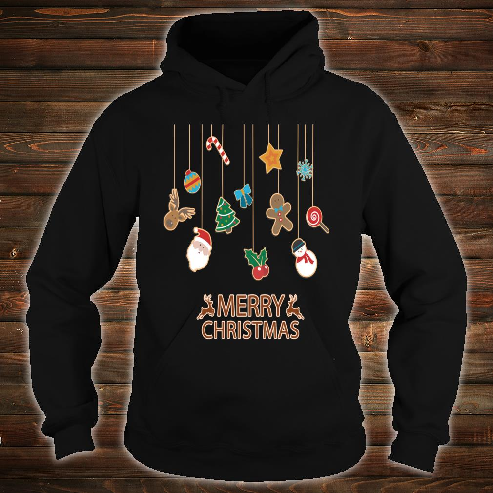 Cute and Fun, Merry Christmas, Festive Season, Stylish Shirt hoodie