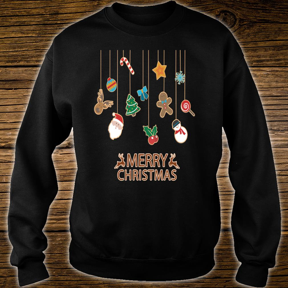 Cute and Fun, Merry Christmas, Festive Season, Stylish Shirt sweater