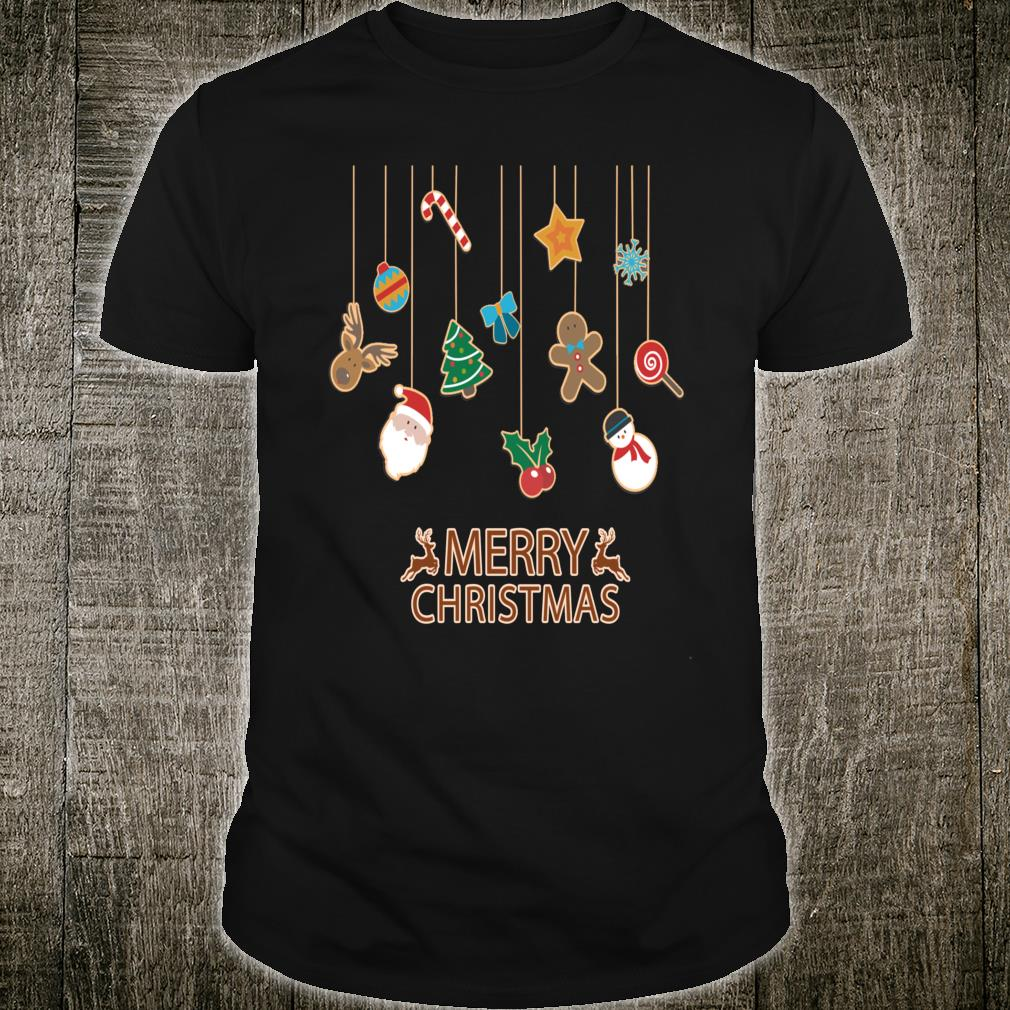 Cute and Fun, Merry Christmas, Festive Season, Stylish Shirt