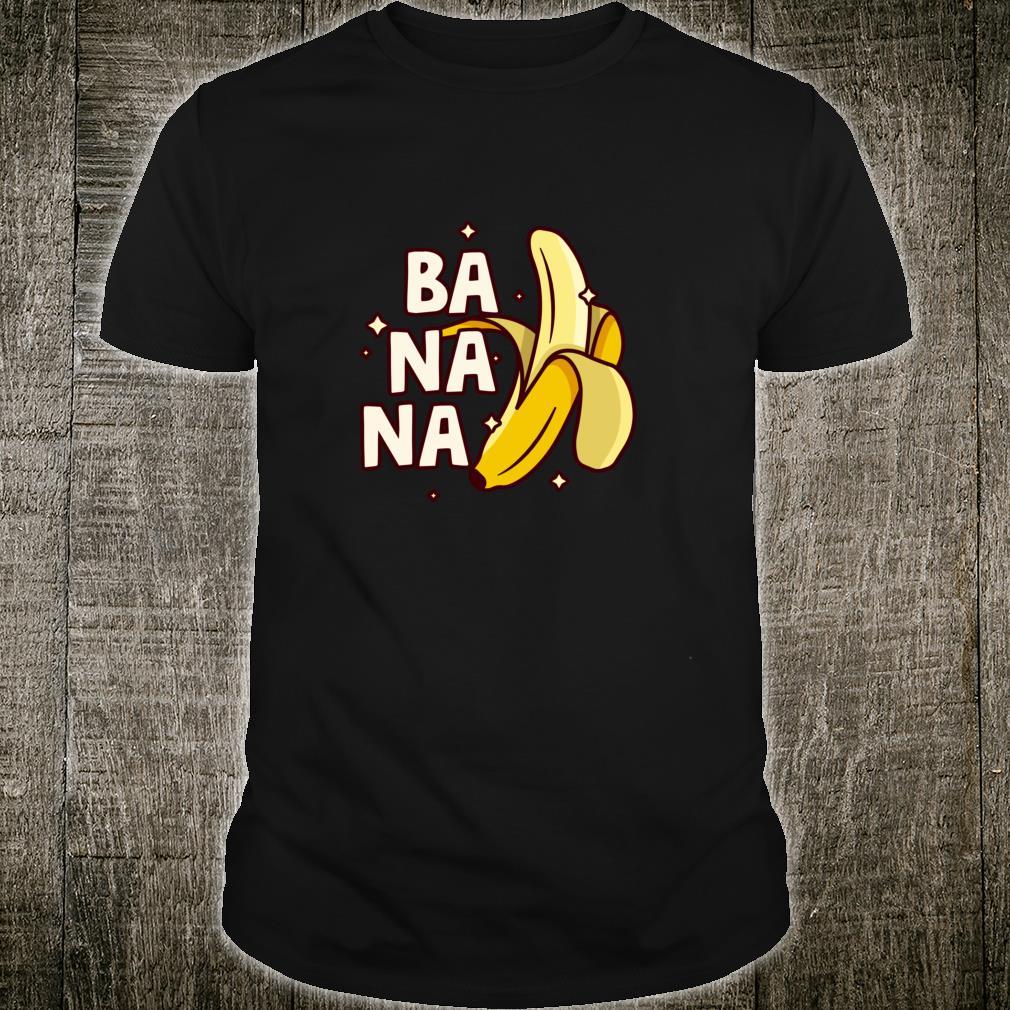 Cute kawaii banana, Fruit Bananas Shirt