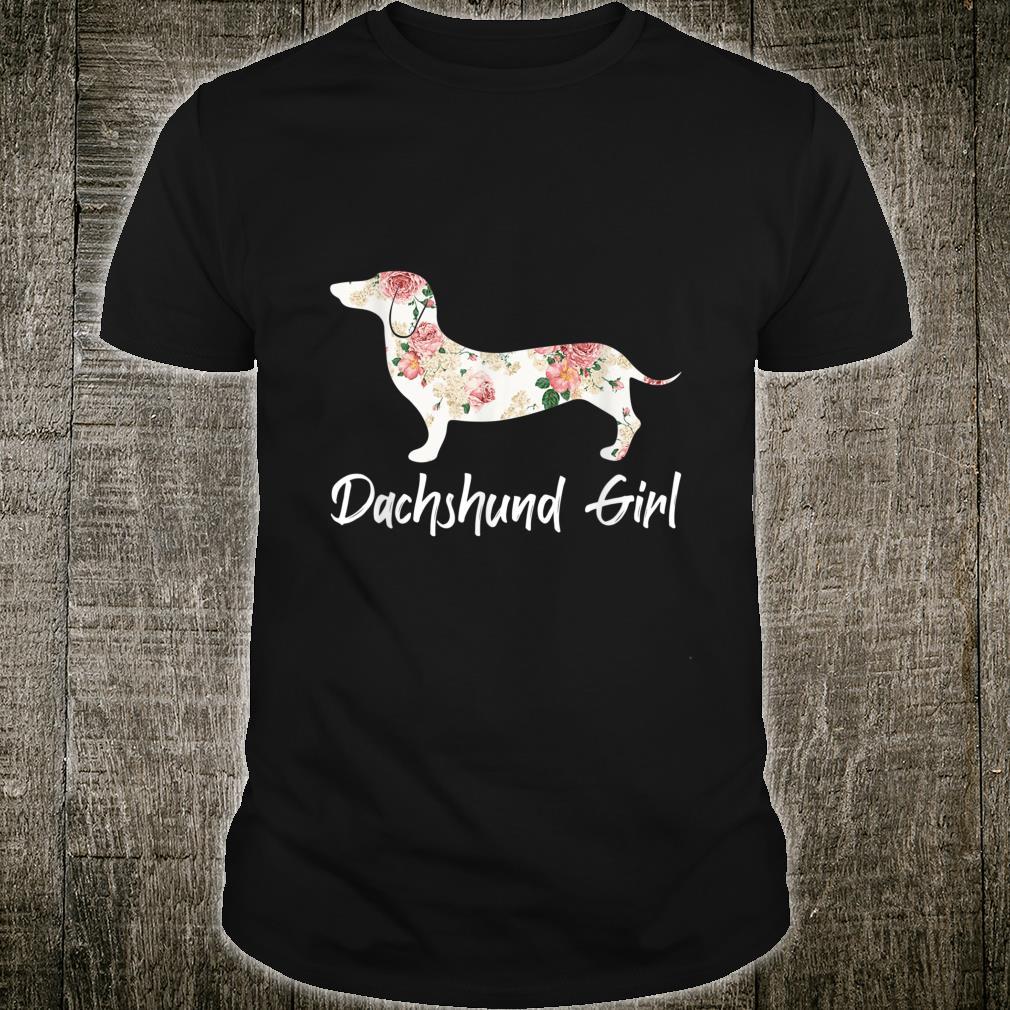 Dachshund Dog Owner Dachshund Shirt