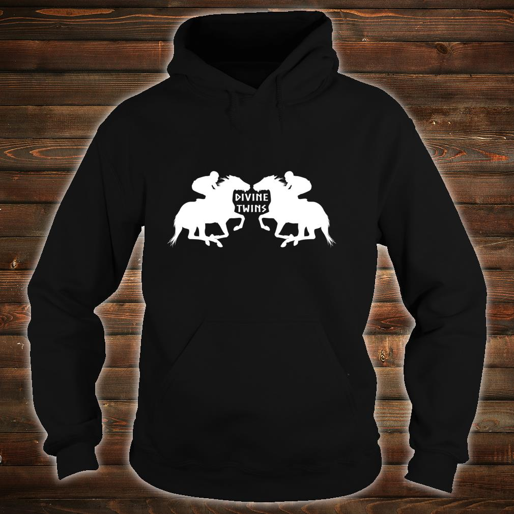 Divine Twins Proto Indo European Mythology Paganism Pagan Shirt hoodie