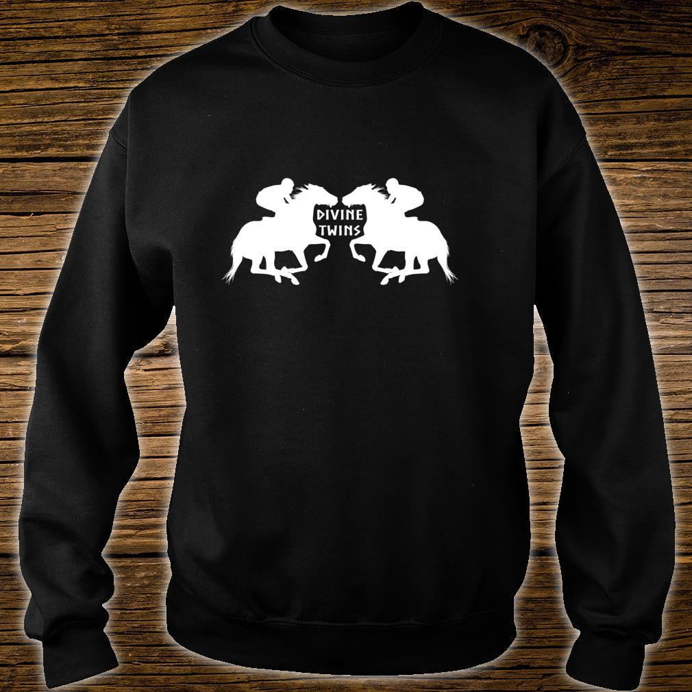 Divine Twins Proto Indo European Mythology Paganism Pagan Shirt sweater