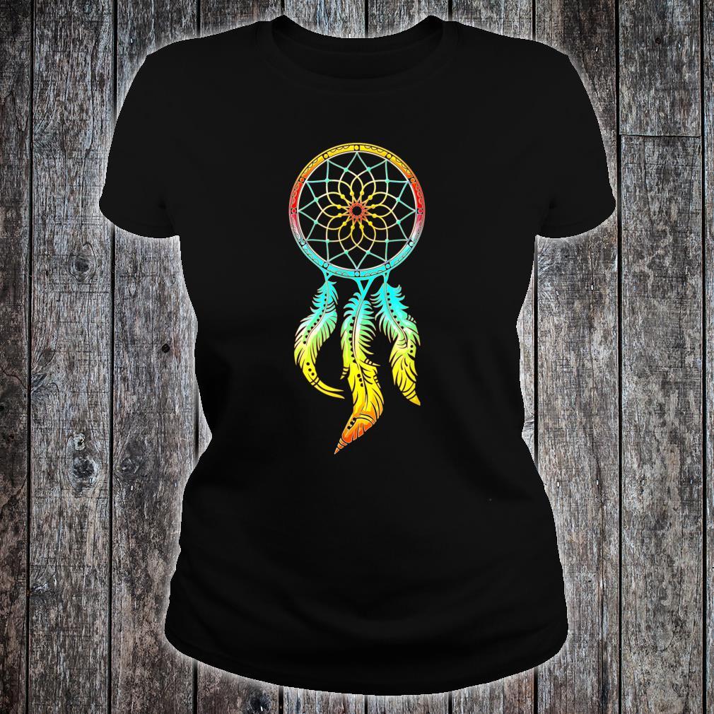 Dreamcatcher, dream catcher, lucky charms, american indians Shirt ladies tee