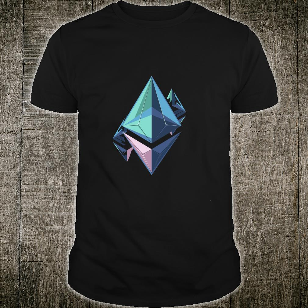 Ethereum Blockchain Cryptocurrency Shirt