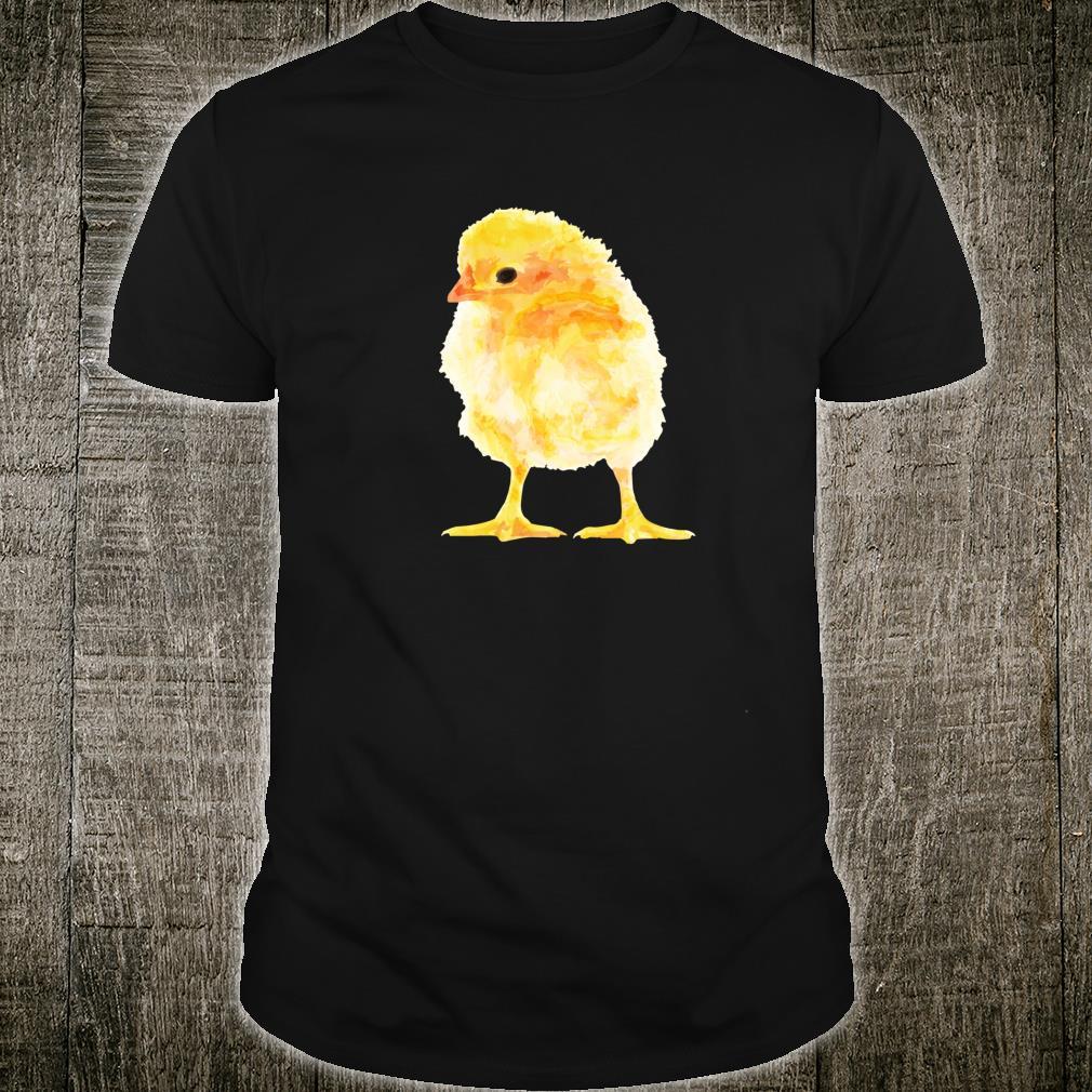 Farm Animal Chicks Cute Vintage Watercolor Shirt