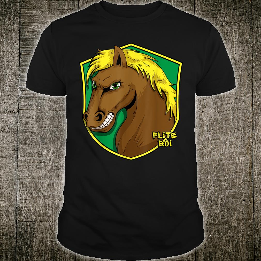 Flite Boi Parody Kentucky State Thorobreds Shirt