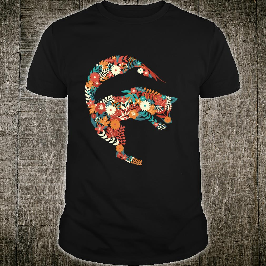 Fox Flower Stylish Fox Shirt