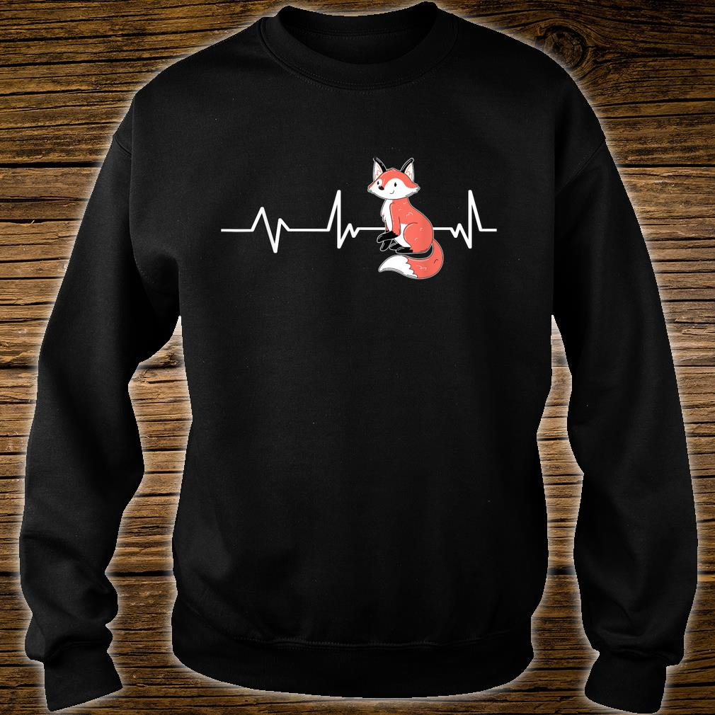 Fox Heartbeat Fox Fox Shirt sweater