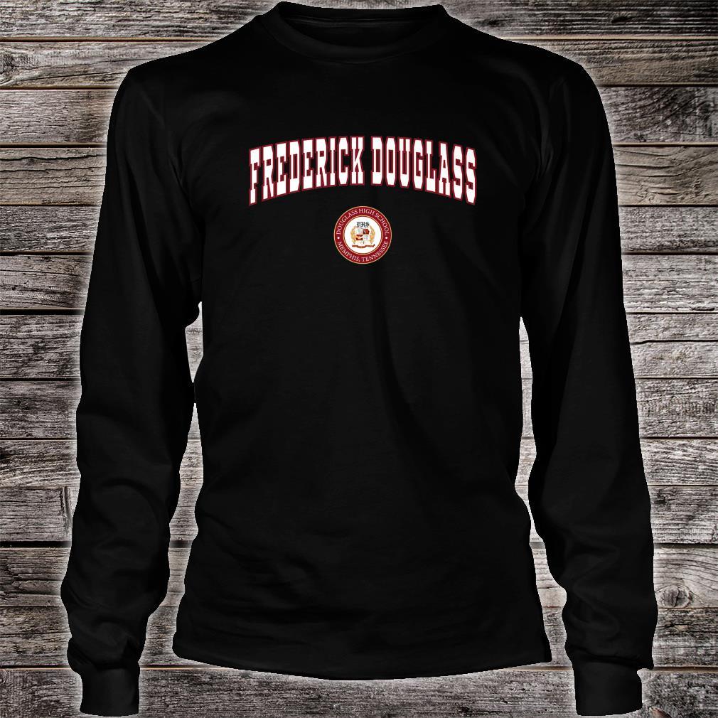 Frederick Douglas High School Red Devils Shirt long sleeved