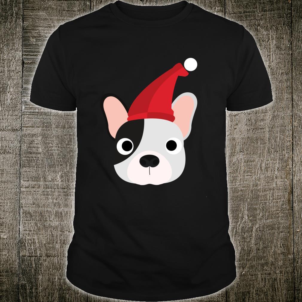 French bulldog cute christmas for dog Shirt