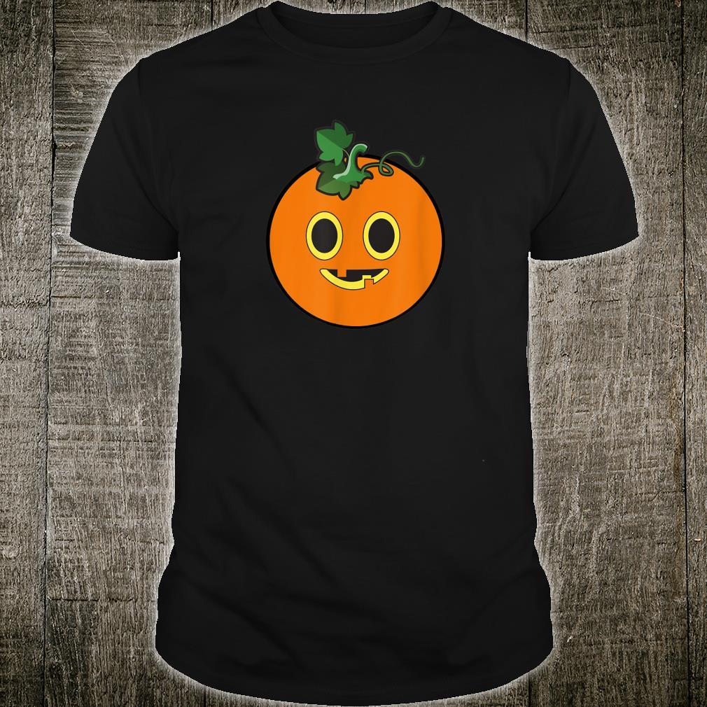 Funny Emojis Hockey Pumpkin Halloween Costume Shirt