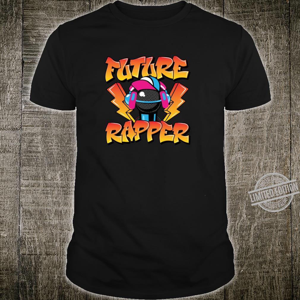 Future Rapper Rap Music Maker Hip Hop Artist Old Skool Shirt