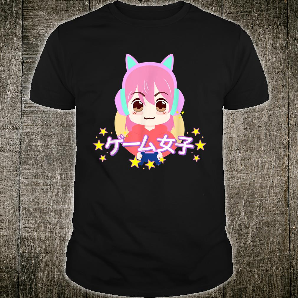 Gamer Girl Shirt