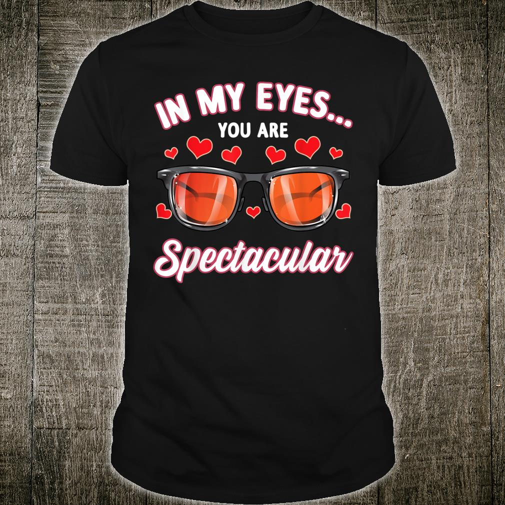 Glasses Pun Eyeglasses Humor Shirt