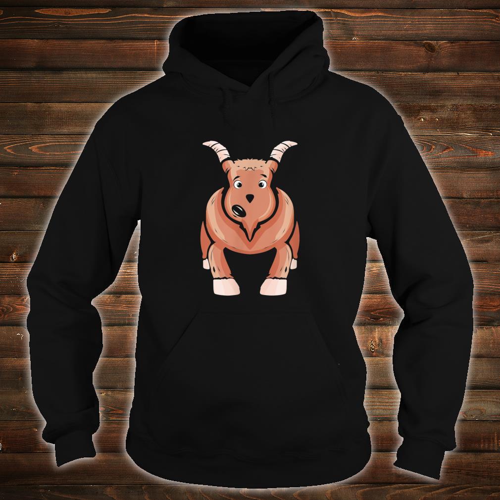 Goat Farm for Farmer Goats Rancher Farming Shirt hoodie