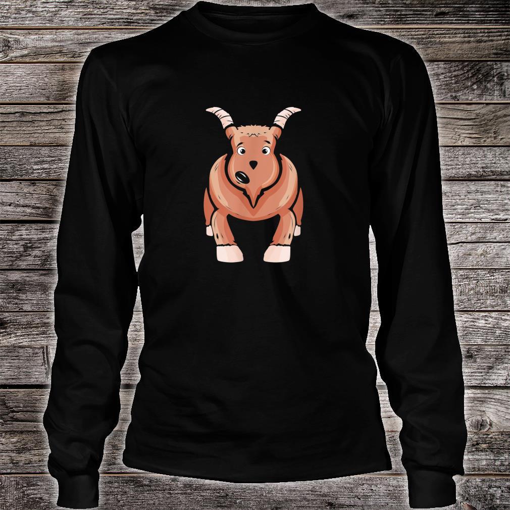 Goat Farm for Farmer Goats Rancher Farming Shirt long sleeved